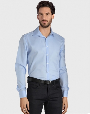 Chemise manches longues Business