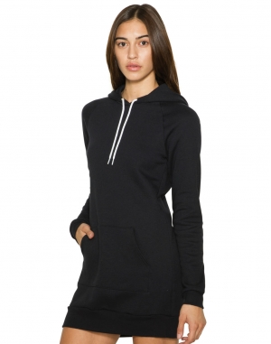 Women`s Flex Fleece Hooded Dress
