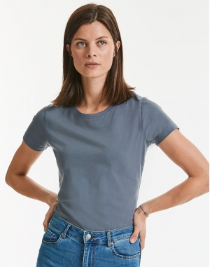Ladies` Pure Organic Heavy Tee