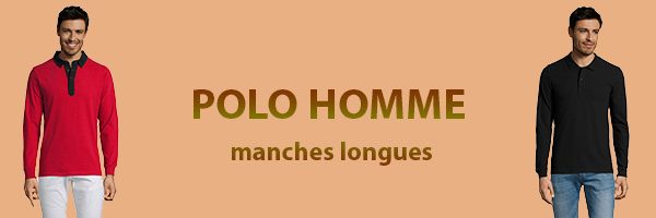 polo-homme-manches-longues